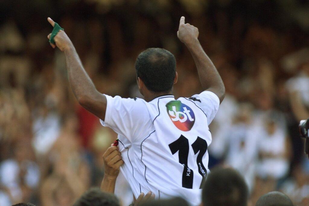 Direito de Arena - Romário, Vasco e SBT