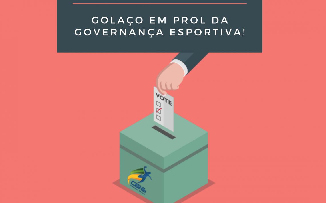 Eleições CBHb: Aula de Governança Esportiva